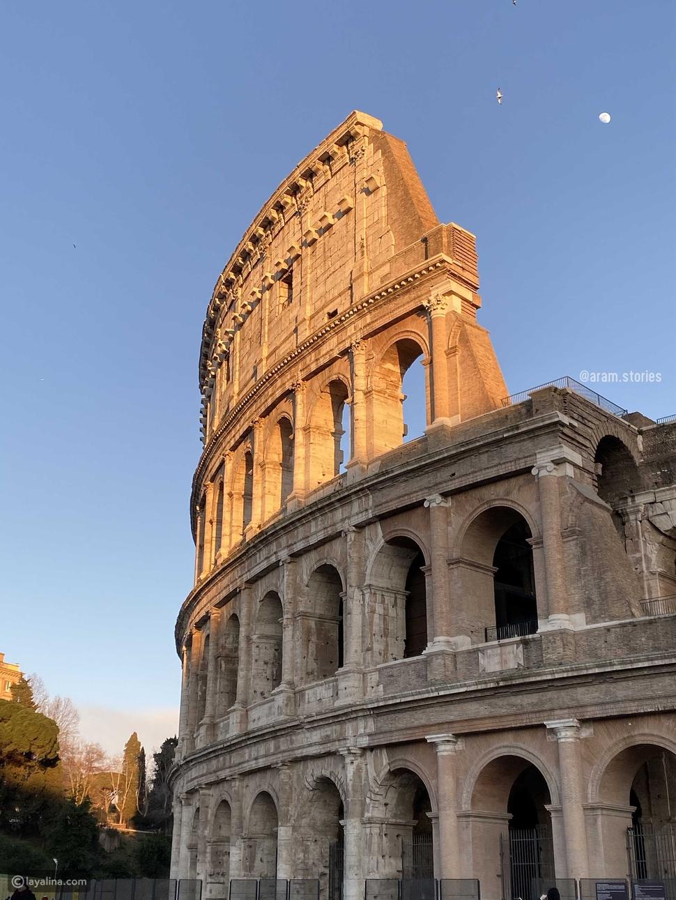روما كما لم تروها من قبل