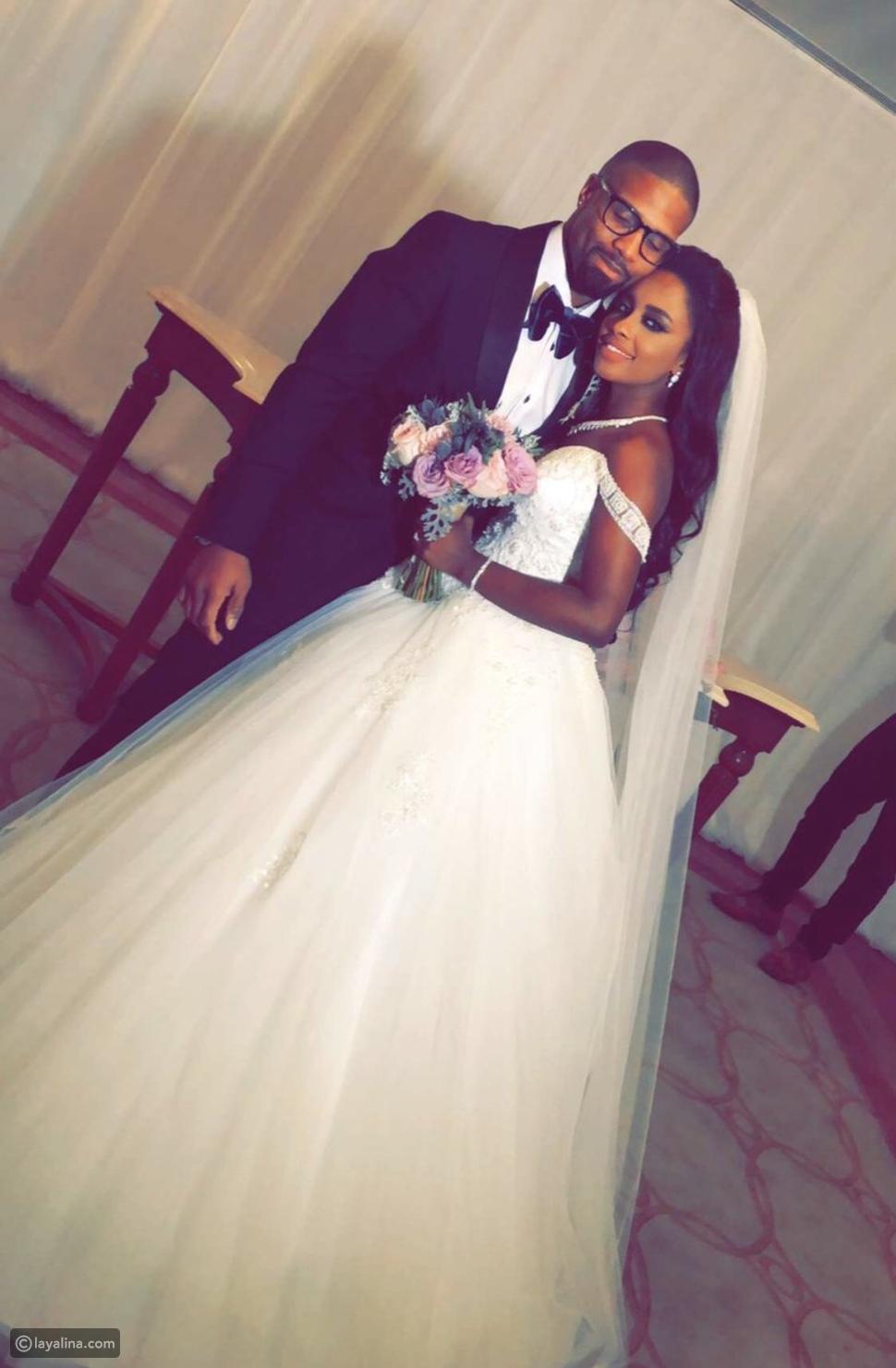زفاف داليا مبارك