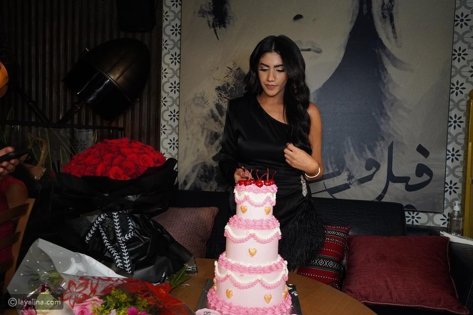 """نور ستارز تحتفل بعيد ميلادها في دبي وتطلق أغنية بعنوان """"باردون"""""""