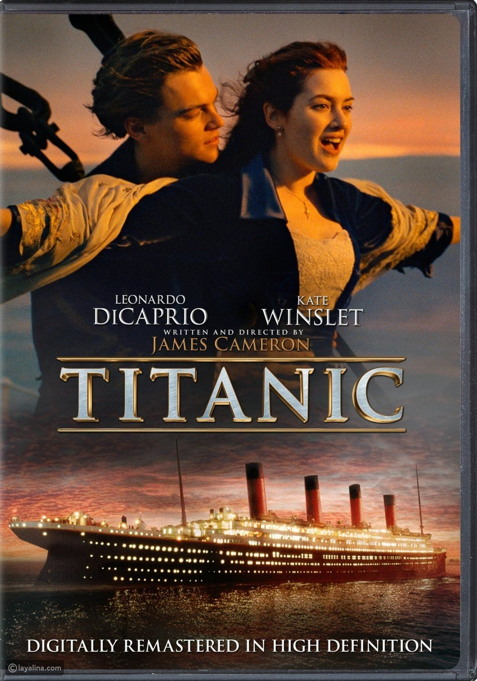 Titanic فيلم رومانسي لسهرة عيد الحب
