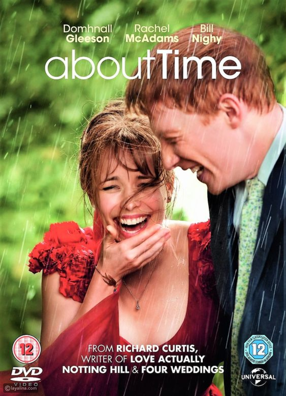 About Time فيلم رمانسي لسهرة عيد الحب