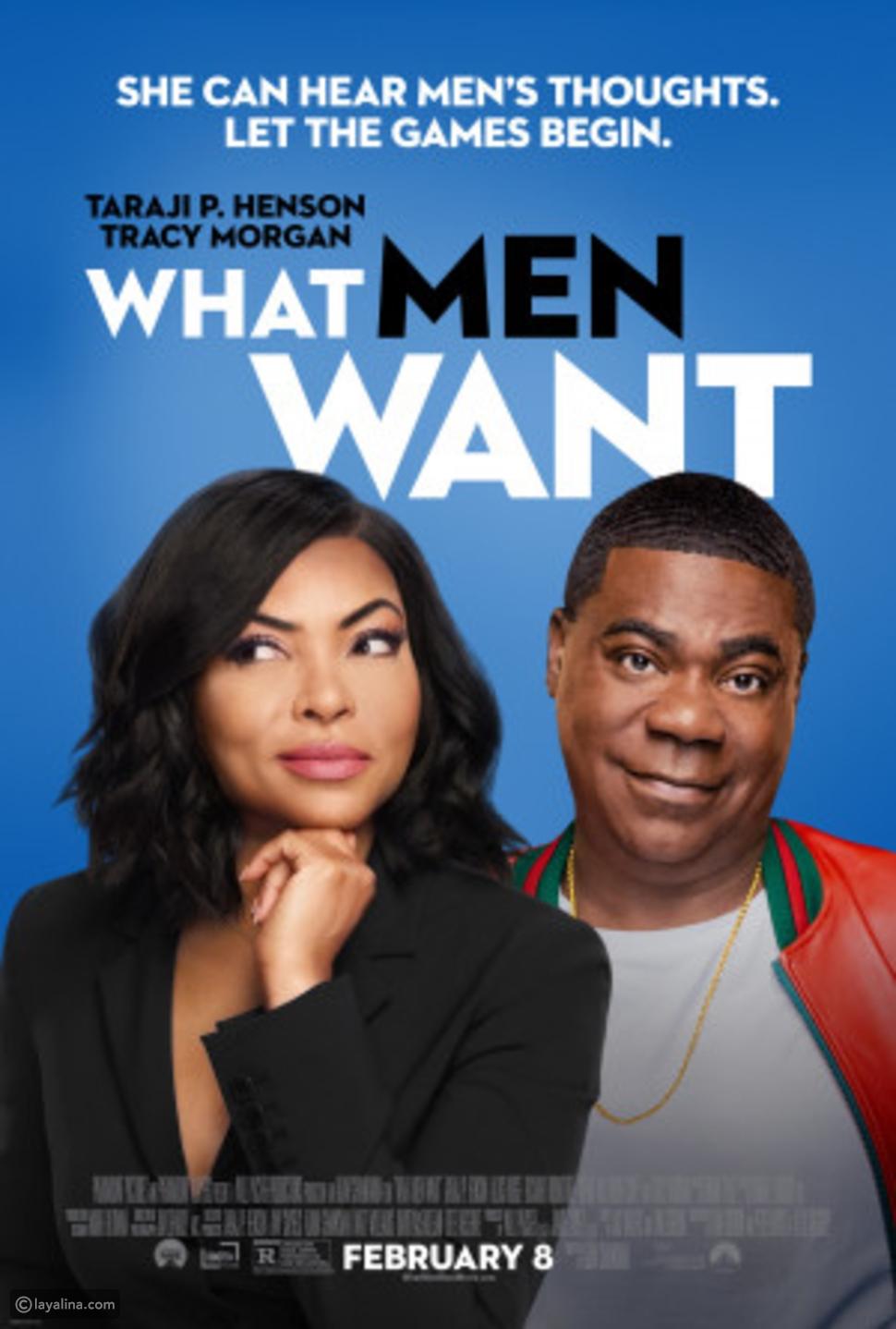 What Men Want فيلم رومانسي لسهرة عيد الحب
