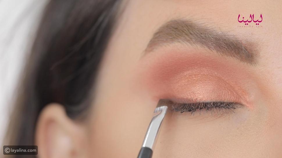 مكياج العيون الناعم للمبتدئات تعلمي تطبيقه بخطوات سهلة وبسيطة