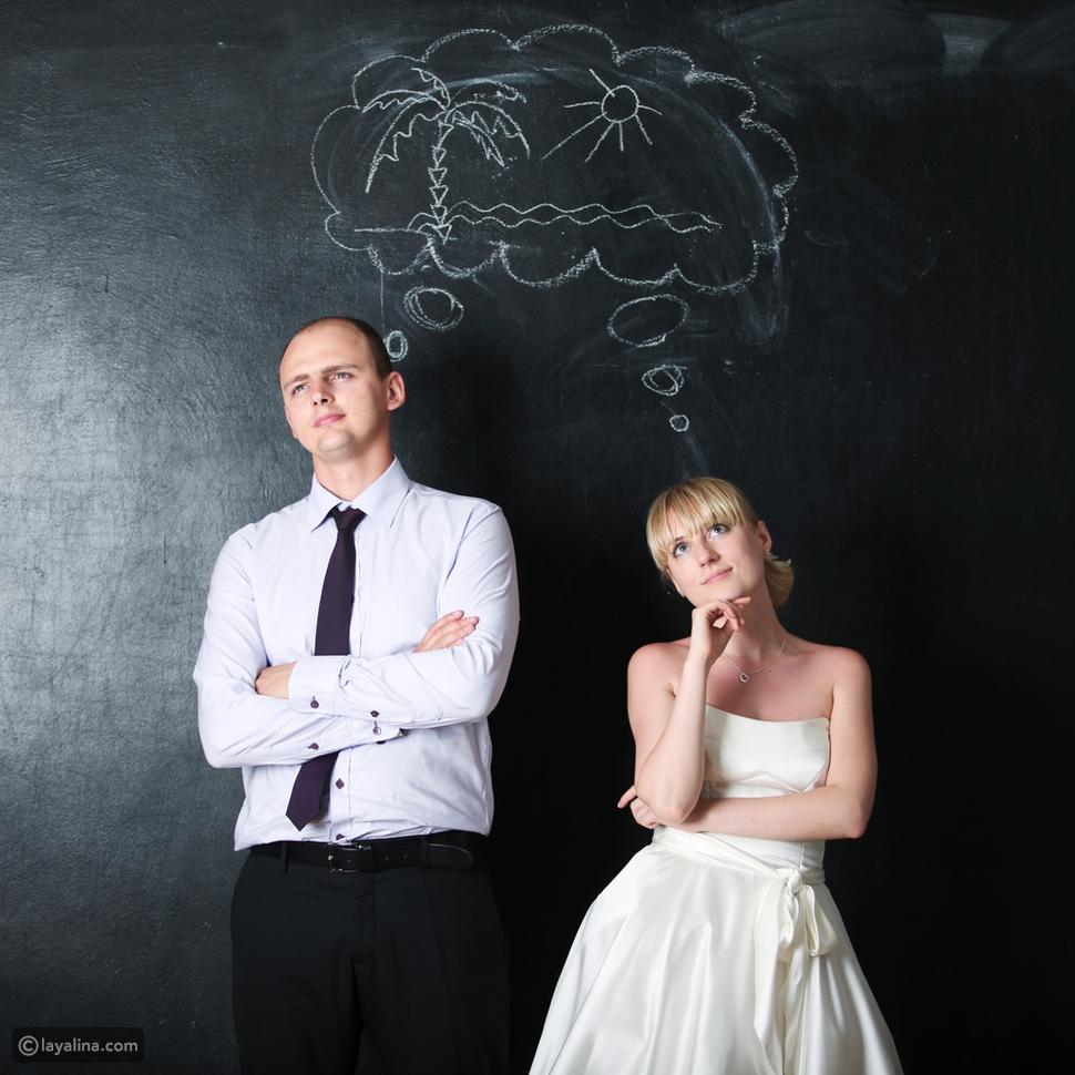 نصائح لتخططي لحفل زفافك بشكل سليم وتتجنبي المشكلات والتوتر