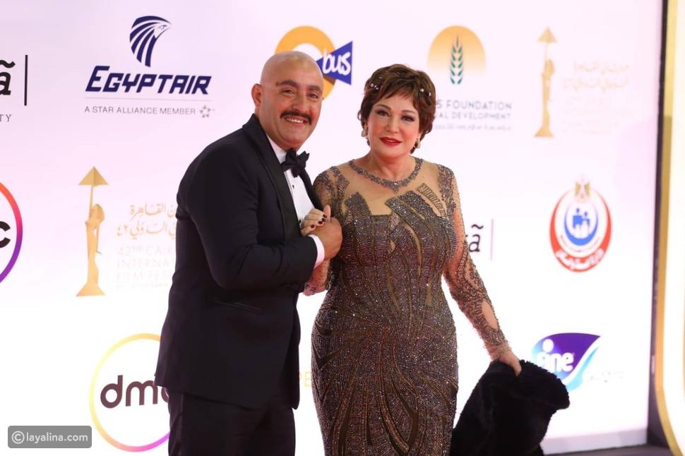 على الزيرو! إطلالة الفنان أحمد السقا في مهرجان القاهرة السينمائي