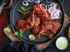 دجاج بالزبدة على الطريقة الهندية
