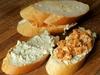 طريقة عمل وردات محشيه بالدجاج و كريمه الجبن