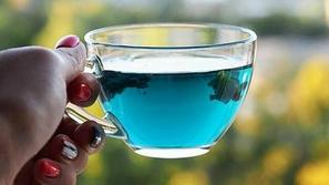 يمنح النساء خصر مثالي: هل سمعت عن الشاي الأزرق من قبل؟